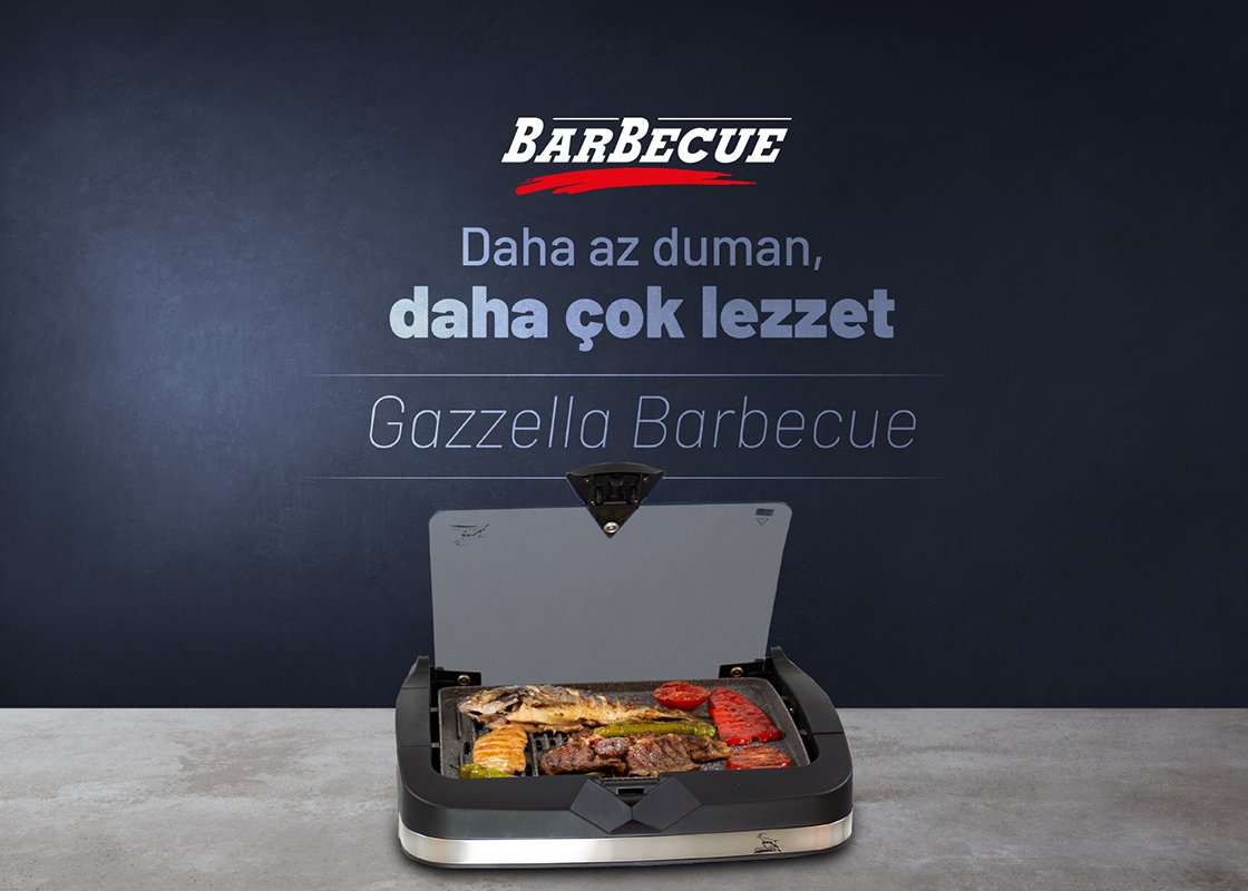 Gazzella Barbecue